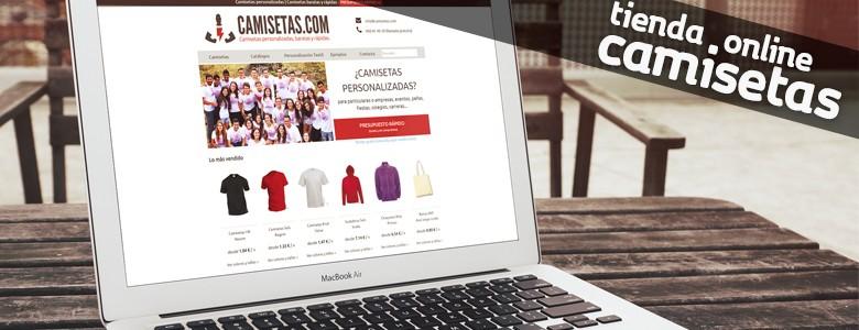 tienda camisetas online