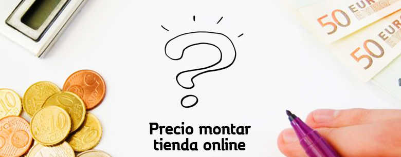 precio montar tienda online