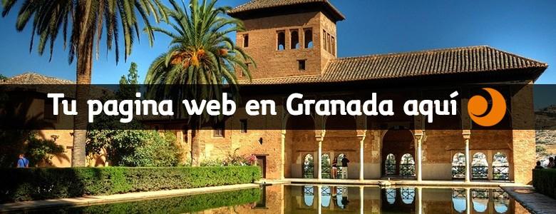 pagina web en granada